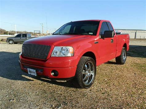 2007 Ford F-150 Stx For Sale In Canton Tx From Texas