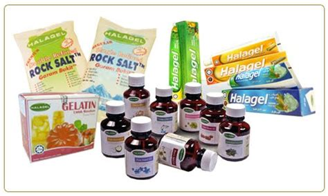Halagel Products Sdn. Bhd