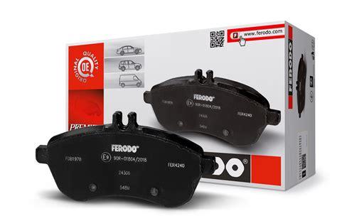 Ferodo replacement brake pads - Auto Service World
