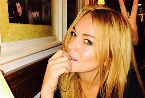 Lindsay Lohan Seemingly Responds to Reports of Stepmom's ...