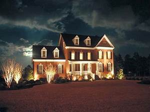 Outdoor lighting landscaping home decorating ideas for Outdoor home lighting ideas