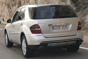 Mercedes Ml 350 Cdi : mercedes ml 350 cdi diesel 4matic gebrauchtwagen und test berichte ~ Gottalentnigeria.com Avis de Voitures