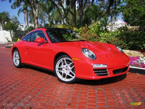guards red porsche 2009 guards red porsche 911 targa 4 41934927 gtcarlot