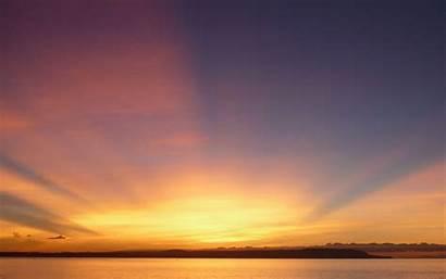 Sunrise Wallpapers Backgrounds Desktop Horizon Gorgeous Belajar