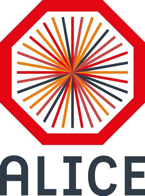 Logo Of The Alice Experiment Cern Document Server