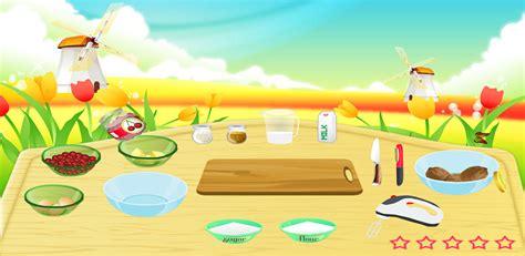 jeux cuisine android délicieux gâteau de cerise jeux de cuisine amazon fr