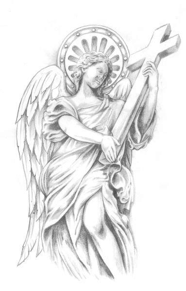 1000+ images about Tattoo Religiös Kreuze Jesus Engel