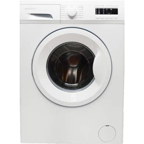 machine à laver but machine a laver sharp es fe 710 ax w 7kg electromenager