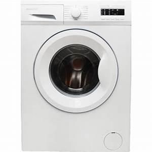 Machine A Laver 7kg : machine a laver sharp es fe 710 ax w 7kg electromenager ~ Premium-room.com Idées de Décoration