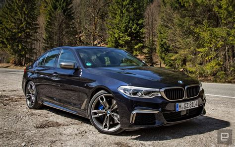 Bmw M550i Review by Bmw M550i Review Equal Parts Luxury And Power