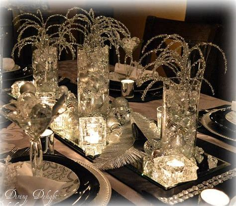 dining delight  years eve table inspiration holiday