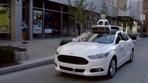 Selfdriving Ubers Are Now Arriving In Pittsburgh Pcworld