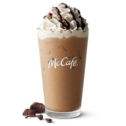 Big brekkie beef burger 3320 792 42.3 46.0 1380. The Best And Worst Coffee From The McDonald's McCafe Coffee Menu - McCafe Coffee Taste Test