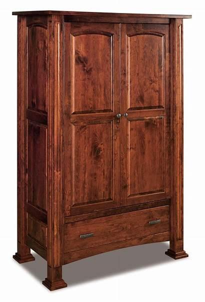 Armoire Wardrobe Lexington Amish Furniture Armoires Jrl