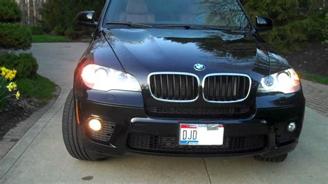 2012 Bmw X5 M Sport Package Youtube