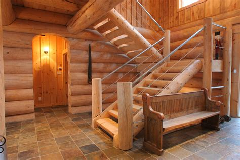 log homes  timber frame portfolio harkinsca