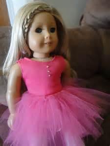 American Girl Doll Tutu Tutorial