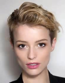 coupe de cheveux 2016 femme coiffure courte pour femme été 2016 les plus belles coupes courtes du moment
