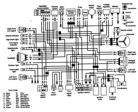 cb cl450 500t wiring diagram cb500t wiring uk