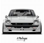 Nissan GTR Vector Print On Behance  Artwork Designs