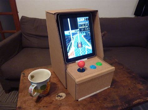 Thinkgeek Ipad Arcade Cabinet April Fool Becomes A Real