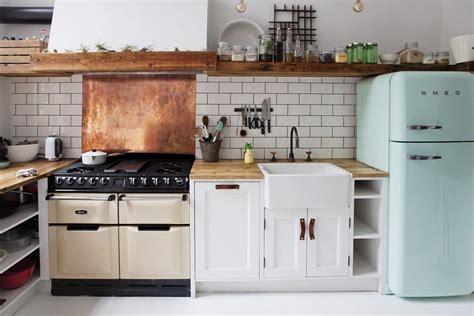 cuisine avec frigo smeg frigo smeg inspirations et idées d 39 aménagement déco