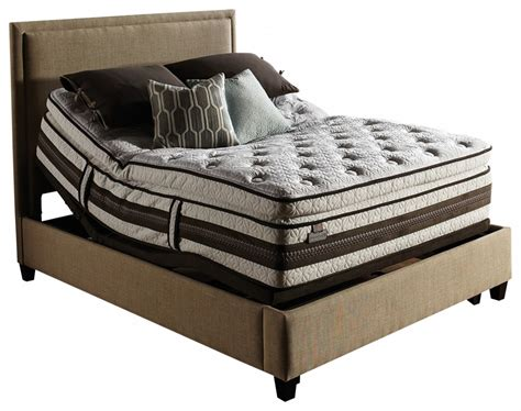 pillow top king mattress serta iseries king mattress set furniture definition