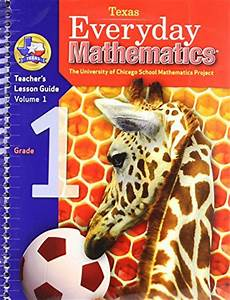 Everyday Mathematics  Teacher U0026 39 S Lesson Guide  Grade 1  Vol