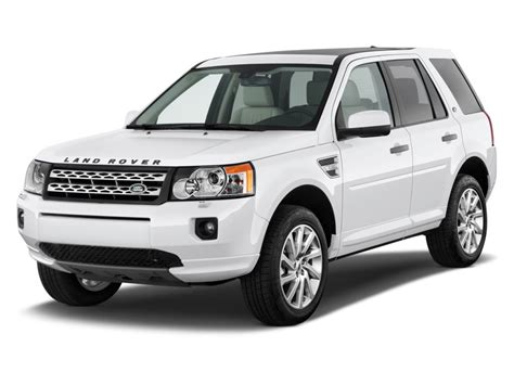 2012 Land Rover Lr2 Awd 4-door Hse Angular Front