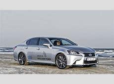 LEXUS GS 450h Review autoevolution