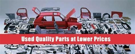 Cheap Second Hand Car Spare Parts