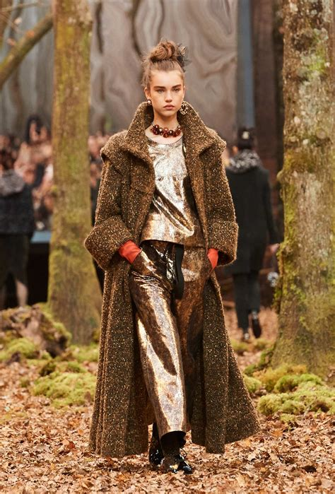 chanel fall winter  womens collection  skinny beep