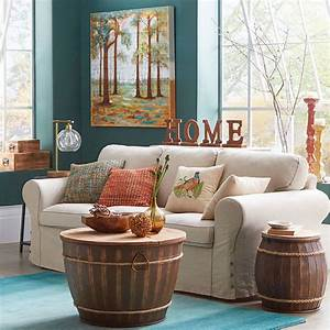Fall living room decorating ideas for Decorating ideas for living room