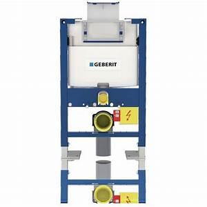 Bati Support Geberit Autoportant : b ti support autoportant faible hauteur duofix omega 12 ~ Melissatoandfro.com Idées de Décoration