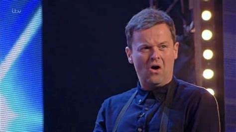 Britain's Got Talent Declan Donnelly in terrifying knife ...