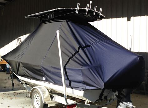 Carolina Skiff Boat Cover With T Top by Carolina Skiff 174 198 Dlv T Top Boat Cover Wmax 749