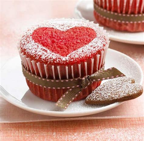 cute valentines day cupcakes recipes  decorating ideas