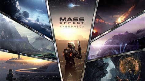 Hd Mass Effect Wallpapers Wallpaper Mass Effect Andromeda 2017 Games Pc Ps4 Xbox Games 783
