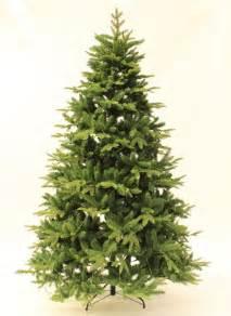 7 foot idaho fir artificial tree unlit king of