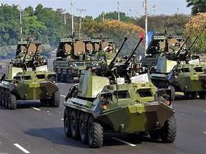 World Military and Police Forces: Cuba