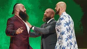 Tyson Fury to face Braun Strowman at WWE Crown Jewel ...