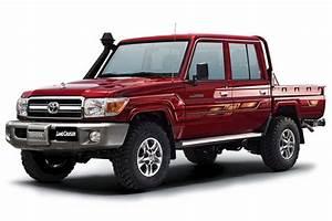 Toyota Pick Up En Guatemala
