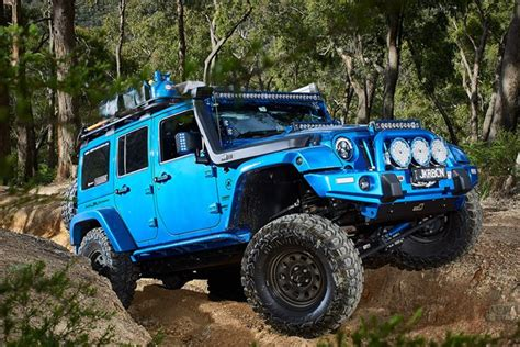 custom jeep wrangler jku rubicon review  australia