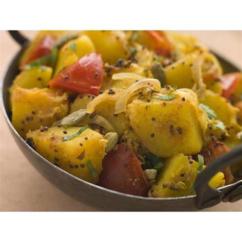 Bombay Aloo  Bombay Potatoes  Recipe For Bombay Aloo