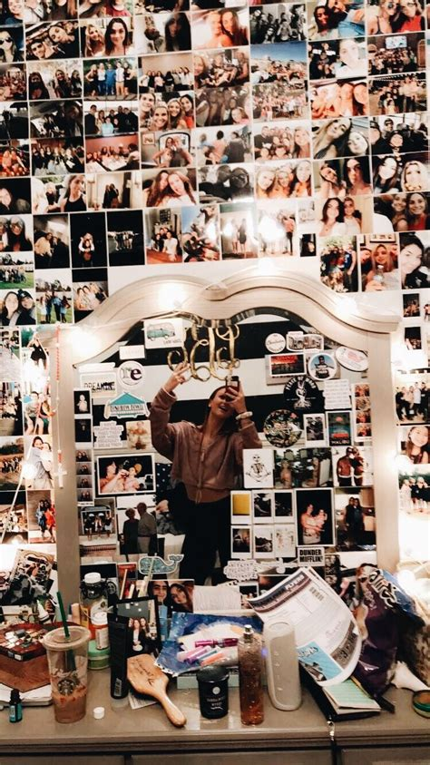 vsco annebarone   cool dorm rooms room decor