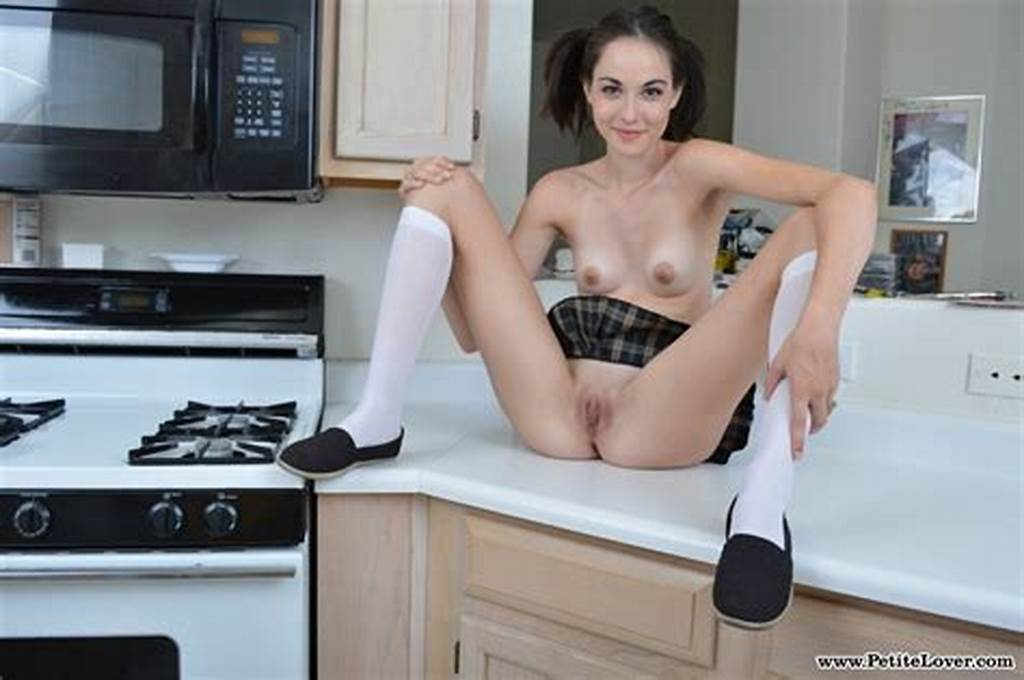 #Sweet #Young #Emily #Grey #In #Pigtails #Flashes #Pussy #& #Toys