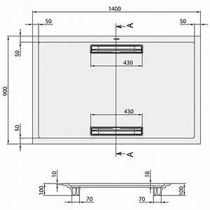 Villeroy Boch Duschwanne : villeroy boch squaro super flat duschwanne 140 x 90 x 1 8 cm megabad ~ A.2002-acura-tl-radio.info Haus und Dekorationen