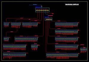 Single Line Diagram Dwg Block For Autocad  U2013 Designs Cad