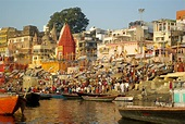 Sunrise on the Ganges   Wing's Eye View