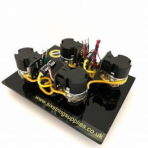 Image Of Jimmy Page Wiring Harness
